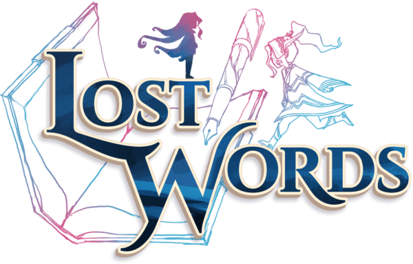 Lost Words logo